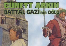 Türk Filmi 'Battal Gazi'nin Oğlu'