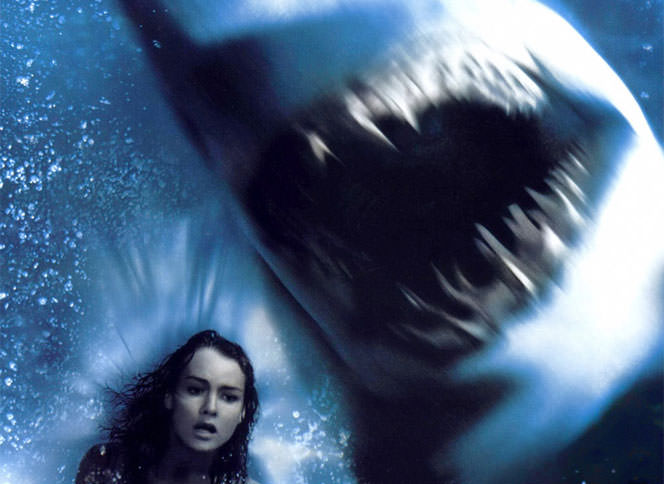 Yabancı Sinema 'Denizde Dehşet'