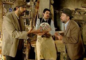 TV Filmi 'Elmalı Tabak'