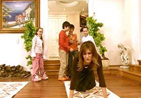 TV Filmi 'Elif Abla ile Afacanlar'