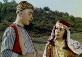 Türk Filmi 'Keloğlan ile Cankız'