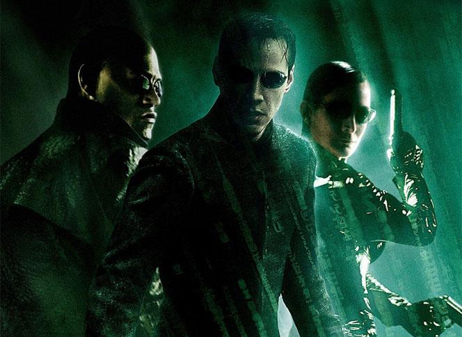Yabancı Sinema 'Matrix Revolutions'