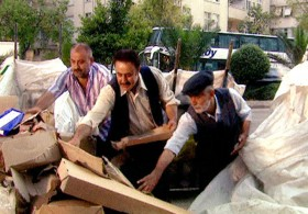 TV Filmi 'Üç Kağıtçılar'