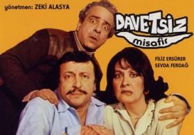 Türk Filmi 'Davetsiz Misafir'