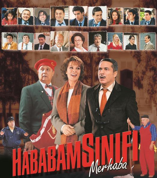 Türk Filmi 'Hababam Sınıfı Merhaba'