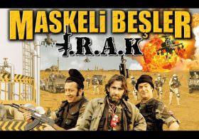 Türk Filmi ''Maskeli Beşler: Irak