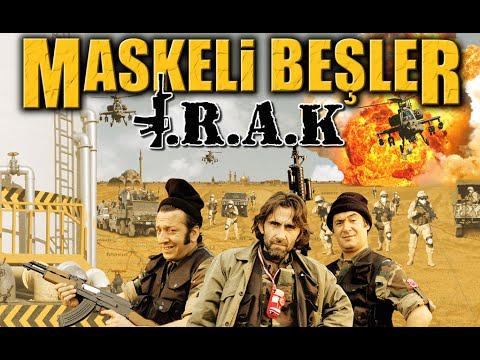 """Türk Filmi """"Maskeli Beşler: Irak"""