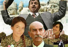 Türk Filmi 'Dursun Çavuş'