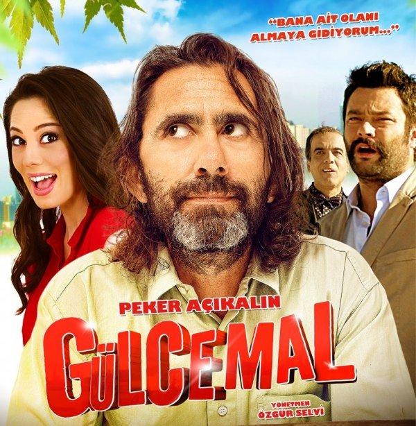 Türk Filmi 'Gülcemal'