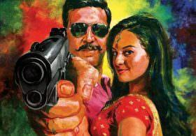 "Yabancı Sinema ''Rowdy Rathore"""
