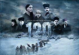 """Türk filmi """"120"""""""
